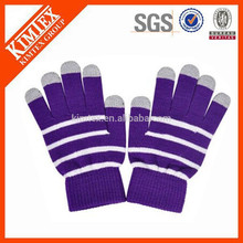 Трикотажные трикотажные перчатки