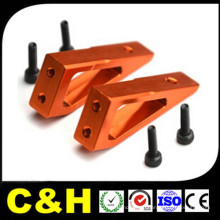 OEM Anodizing Aluminum 6061 7075 CNC Machining Milling Parts