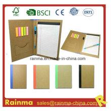 Бумажный бумажный блок с цветными плакаторами-наклейками671
