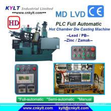 Metal Zinc Injection Molding Machine Company