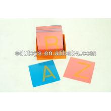 Matériaux éducatifs Montessori