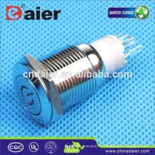 Interruptor de flotador de acero inoxidable Daier LAS2-16F-11EP