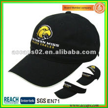 embroidery baseball cap with zipper BC-0178
