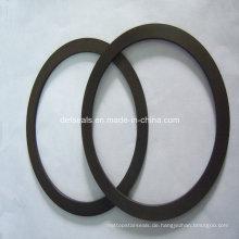 Carbon PTFE Seal / Bonze Backring Ring / Bonze Seal