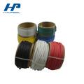 Durable, flame-retardant polyolefin heat shrinkable thin wall tubing