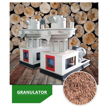 Holzpellets Kompressormaschine Holzpelletmaschine