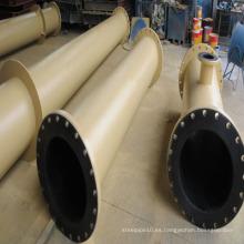 Tubo de acero para recubrimiento FBE / Tubo anticorrosión