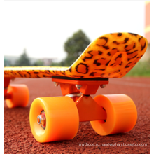 Пенни скейтборд с водной печатью Новый скейтборд на заказ Penny Skateboardet-Psk001