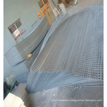 PVC Coated Welded Wire Mesh Fence, Galvanized Wire Fence