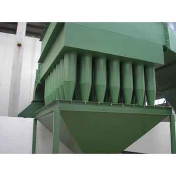 Saw industrial cyclone dust collector