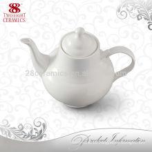 japanese personalized tea pots/ plain white kettle
