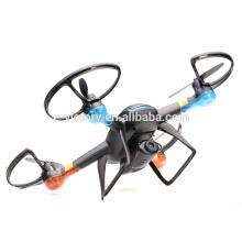 2.4 G 4CH RC Mini UFO com HD 2.0 MP câmera luzes brinquedo Quadcopter