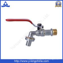 Sanitary Ware for Plumbing Brass Ball Bibcock (YD-2006)