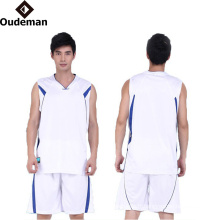 Populaire maillot de basket-ball conception 2015 sampleric YNBW-2 maillot de basket-ball chine sport basketball jersey fab