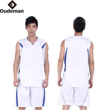 Projeto jersey de basquete popular 2015 sampleric YNBW-2 china basquete jersey esportes basquete jersey fab