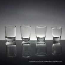 Großhandels-FDA-trinkende Schnaps-Glas-Reihe in der Masse