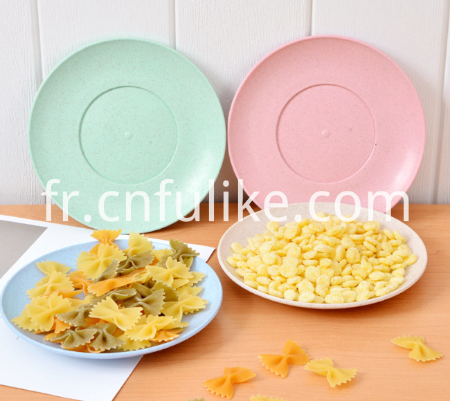 Wheat Straw Plates