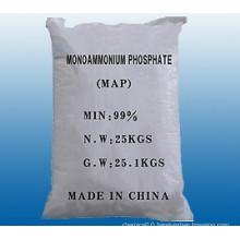 Fertilizer, 12-61-0, Mono Ammonium Phosphate, Map