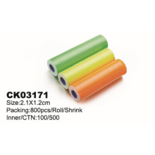 Colored price label for office use with competitive price