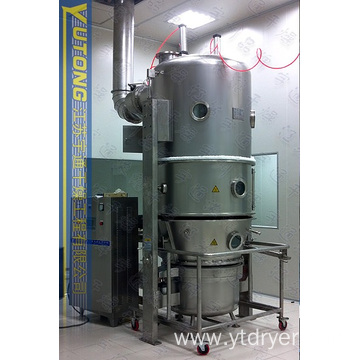 Fluidizing Bed Dryer for Foodstuff