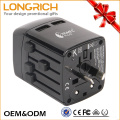 Professional and portable travel adapter with high quality Portable universal travel adapter with usb