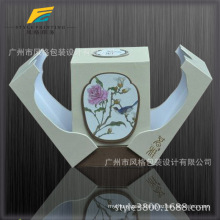 Inside Inner Printing UV Varnish Embossing Custom Logo Brand Quality Tuck End Fragrance Board Packaging Paper
