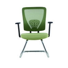 office boardroom training chair mesh steel chair for meeting