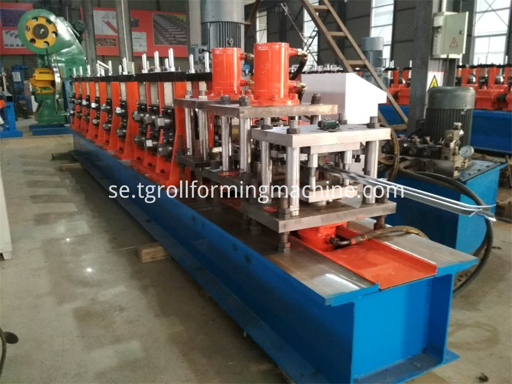 Security Fencing Forming Machine