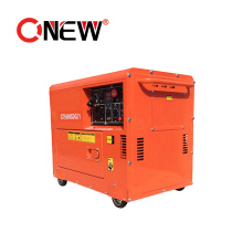 High Quality Itc Power Silent Permanent Magnet Generators Diesel Alternator Generator 5kw for Sale