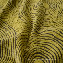 Tejido de hilo Chenille Muebles de tela de sofá