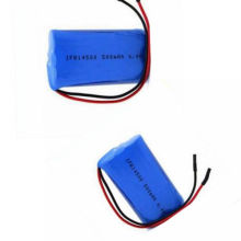 6.4V 500mAh Lithium Double AA Batteries