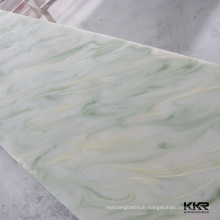 fire-resistant-stone semi transparent polyester resin sheet