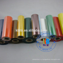 Поставки термопереносной ленты производителя смолы