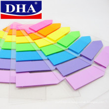Stationery Custom Colored Pet Sticky Note Index Highlighter