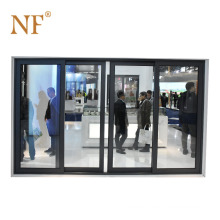 High quality wholesale price used impact sliding glass door price