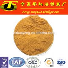 Cloreto de alumínio e poliureto Harga (pac) 30% com menor preço