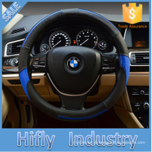 HF-CT136 Fabrik Liefern Direkt Echtem Leder Auto Lenkradabdeckung Hohe Qualität Universal Fashion Lenkradabdeckung