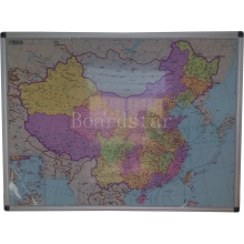 Magnetic Sublimation Whiteboard (Map) (BSIMP-F)