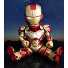 Figura de acción modificada para requisitos particulares móvil del PVC Juguetes del hombre de la muñeca del hierro
