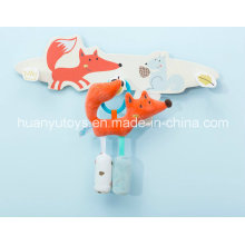 Factory Supply Infant Soft Ring Toy