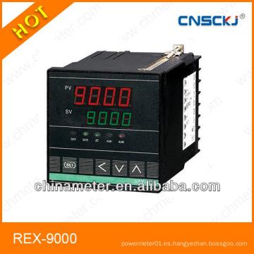 Instrumentos de control de temperatura inteligentes / Controlador de temperatura digital REX-9000