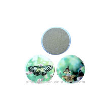 Ceramic Coaster with nice butterfly artwork for BS131010C