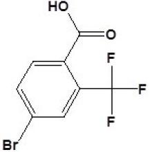 4-Bromo-2- (trifluoromethyl) Benzoic Acidcas No. 320-31-0