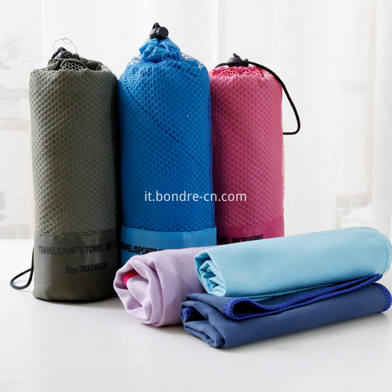 Suede Microfiber Sports Towel (3)