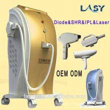 Yiwu lasylaser 808nm diode laser épilation pour tous types de peaux