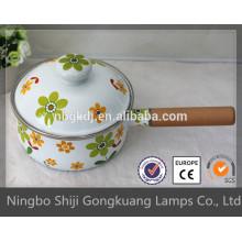 Enamelware Casserole multifunction cooking pot
