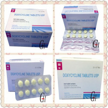 Antibiotics Doxycycline Tablets