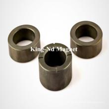 Bloque de ferrita, anillo, segmento, imán de cilindro