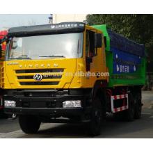 6X4 drive U-shape 375hp Hongyan dump truck /Tipper truck/ dumper/ Mine dump truck