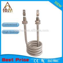 Clásico y caliente de la venta 2014 calentador tubular de la bobina modificada para requisitos particulares